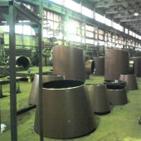 Переходы листовые стальные
