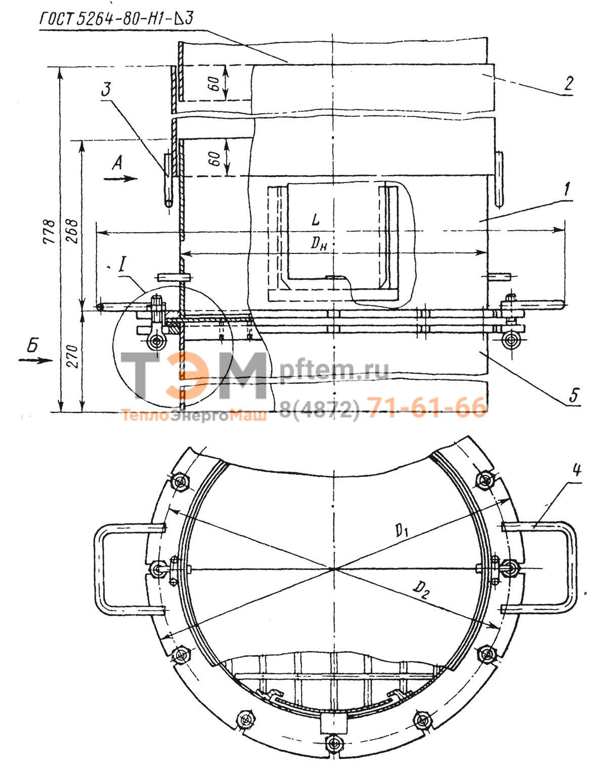 Схема круглых предохранительных клапанов