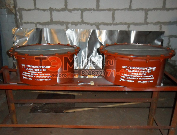 Предохранительные клапаны (взрывные) ПГВУ и ОСТ