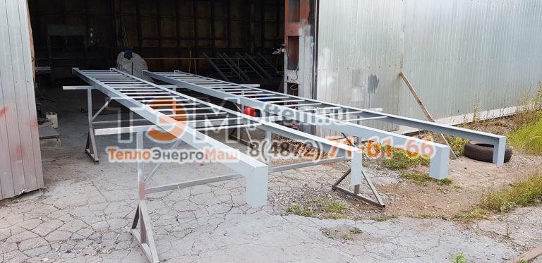 Промышленные металлические стремянки